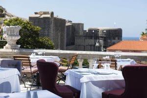 Fine Dining Dubrovnik Posat