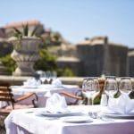 mediterranean restaurant dubrovnik