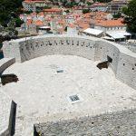 dubrovnik fortress bokar