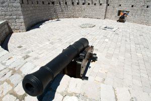 bokar dubrovnik fortress