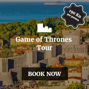 dubrovnik game of thrones tour