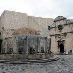 Fountain Dubrovnik