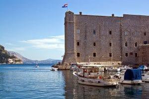 Dubrovnik Fort St Ivan