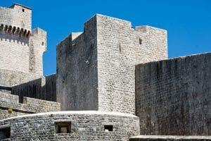 gornji ugao fortress dubrovnik