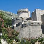 dubrovnik gornji ugao fortress