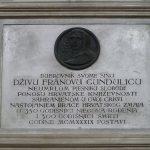 Ivan Gundulic Square Dubrovnik