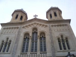 The Church of the Holy Annunciation Dubrovnik