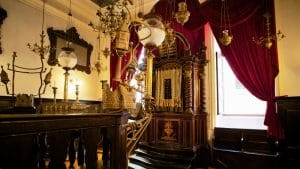 Dubrovnik Yewish Synagogue