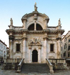 Dubrovnik St Blaise Church