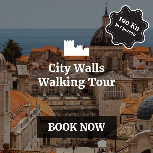 walls of dubrovnik tour