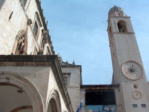 Dubrovnik City Bell Tower