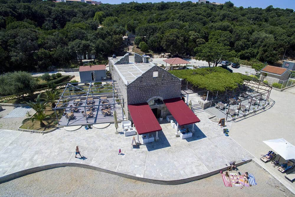 Wheelchair Lift For Car >> Copacabana beach Dubrovnik | Dubrovnik Travel Guide | Go Dubrovnik