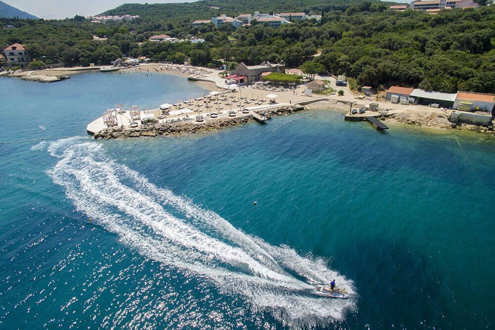 Copacabana Beach Dubrovnik Dubrovnik Travel Guide Go