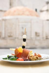 dubrovnik restaurant klarisa