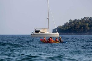 kayak tours in dubrovnik