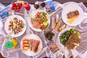 organic food restaurant dubrovnik