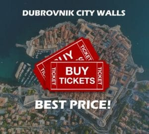 dubrovnik walls buy tickets