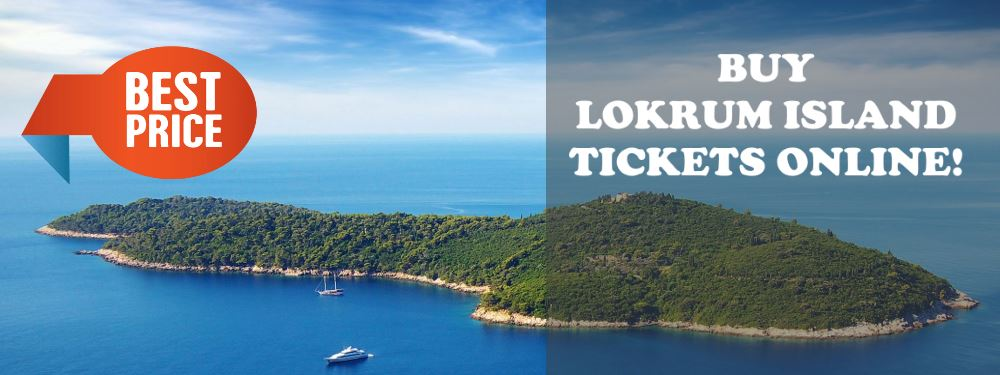 lokrum island tickets