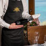Korta Katarina waiter