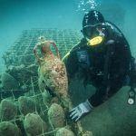 diving amphorae