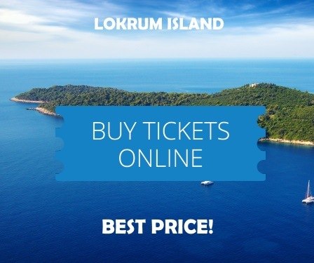 Lokrum ticket
